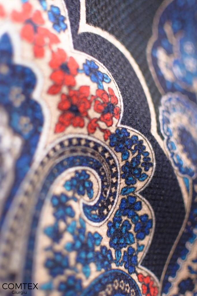 pattern cu flori