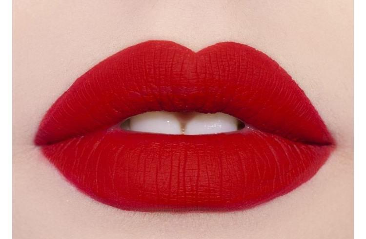 matte-red-lipstick