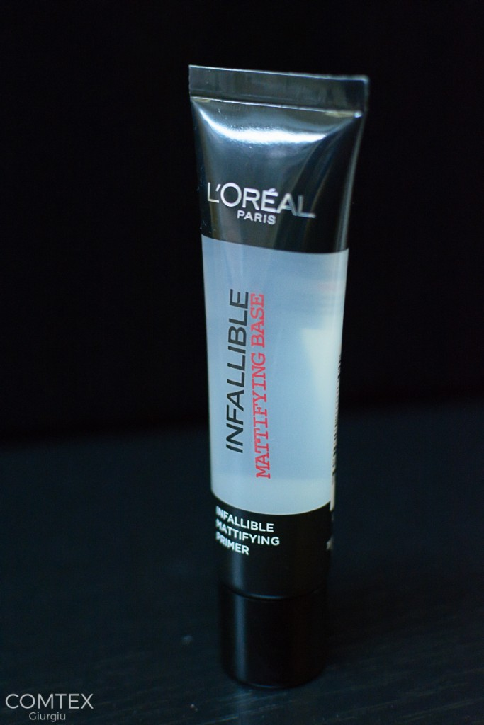 primer antishine L'Oreal Paris