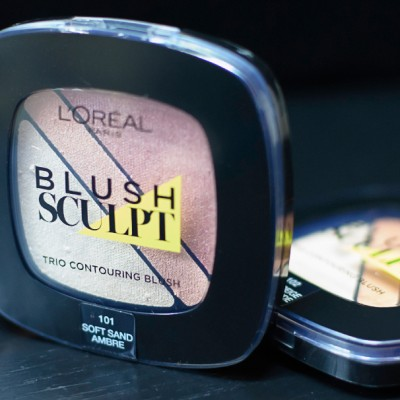 Paleta Blush Sculpt L'Oreal Paris