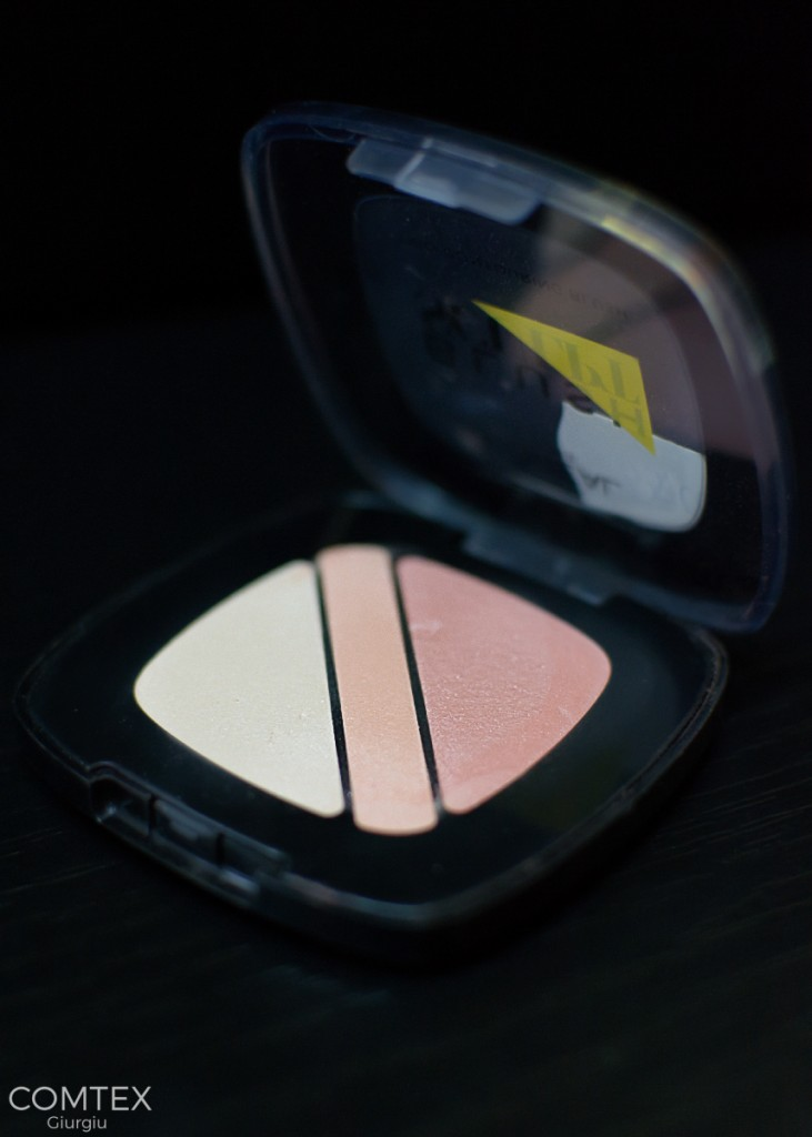 blush sculpt soft sand/ ambre