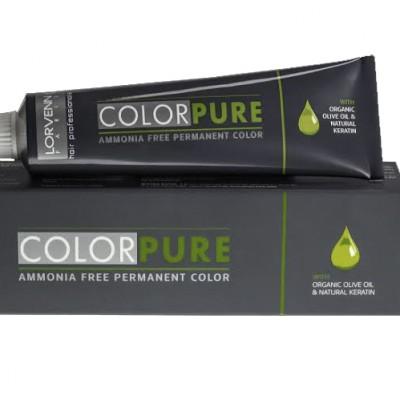 Vopsea fara amoniac Lorvenn Color Pure