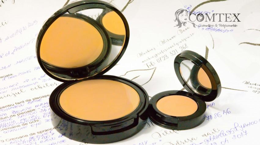 High Covarage Creamy Concealer and Powder de la Radiant Professional Make Up